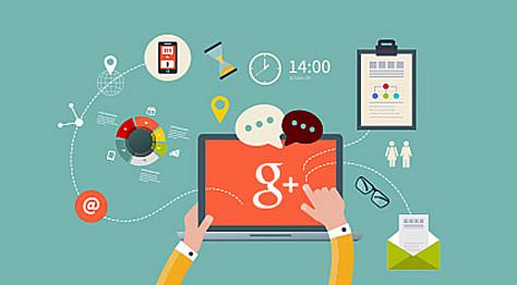 Google Plus Management