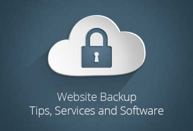 Backing Up Your Website