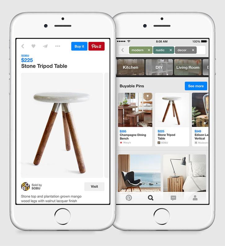 Pinterest Gets Better for eCommerce Businesses