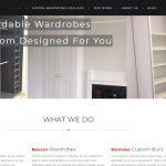 Affordable Wardrobes