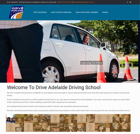 Drive Adelaide Driving School