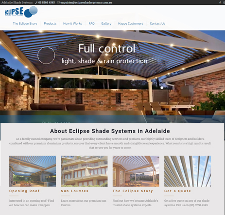 Eclipse Shade Systems