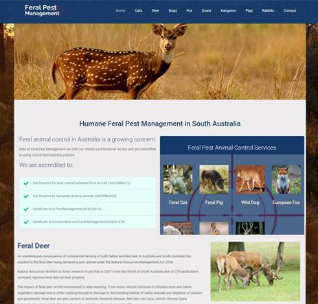 Feral Pest Management