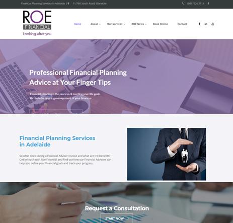 Roe Financial