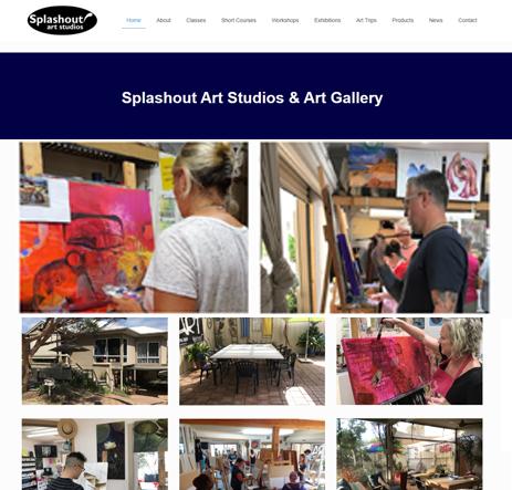 Splashout Art Studios
